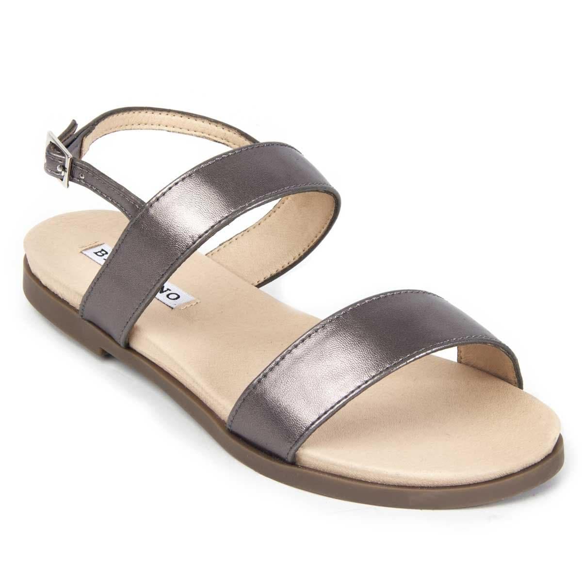 Sandalia de Piso Doble Tira Brantano