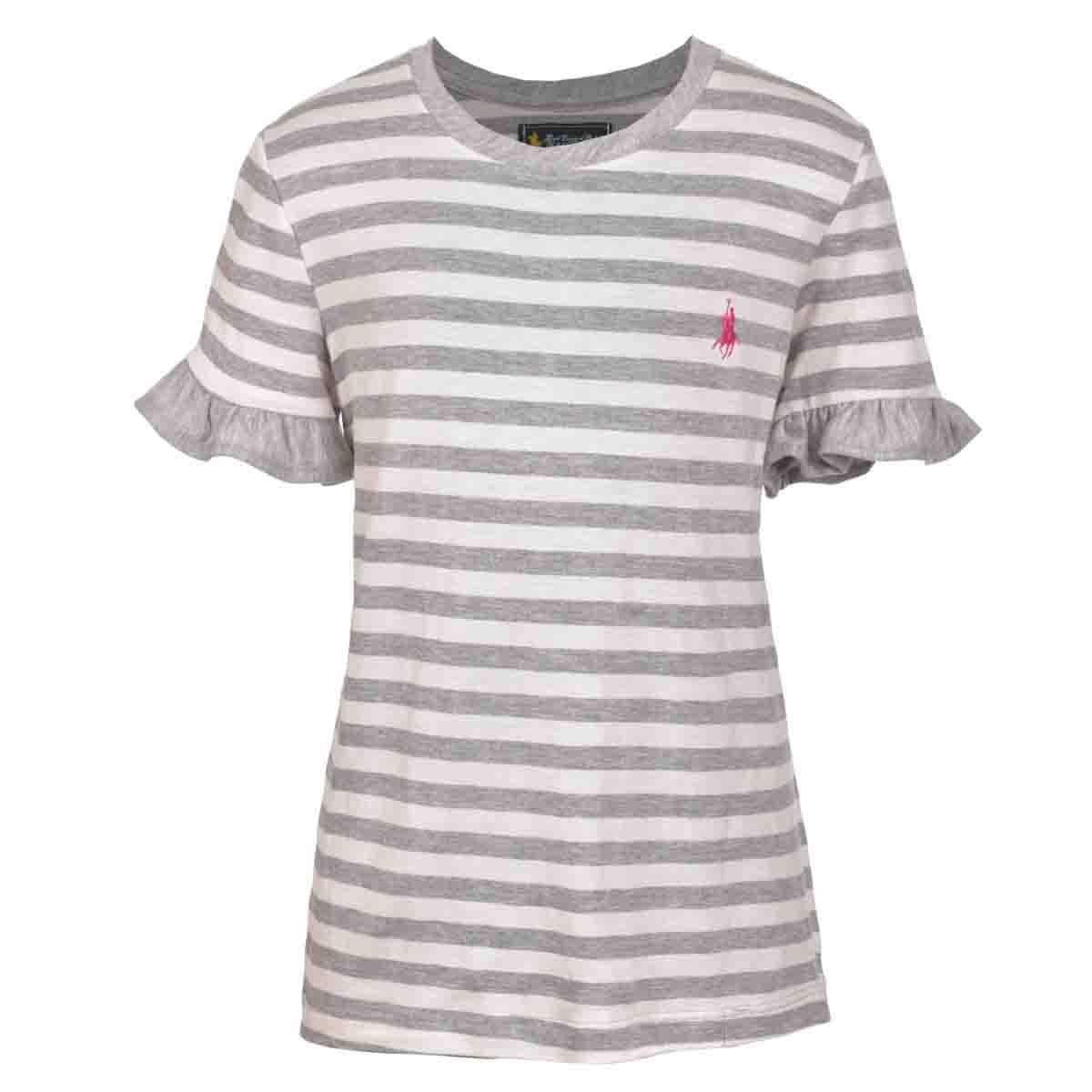 T-Shirt a Rayas Royal Polo Club
