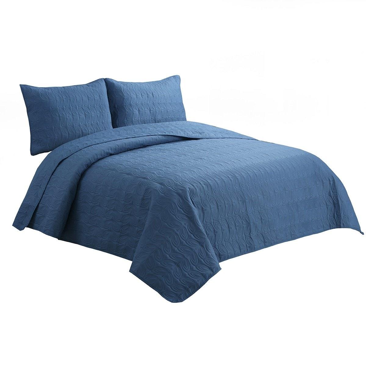 Edrecolcha Lif Azul 4 Home Nature - King Size