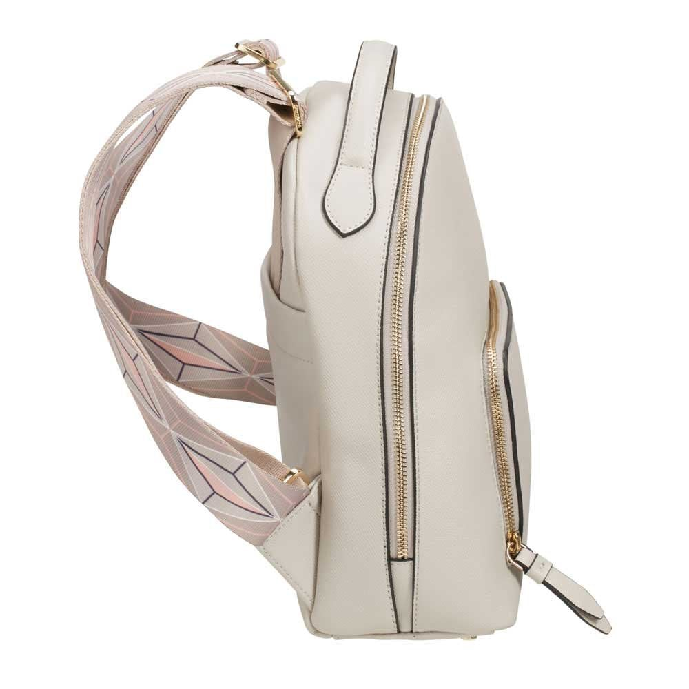 Backpack Lgrey Geom Seraphina Samsonite