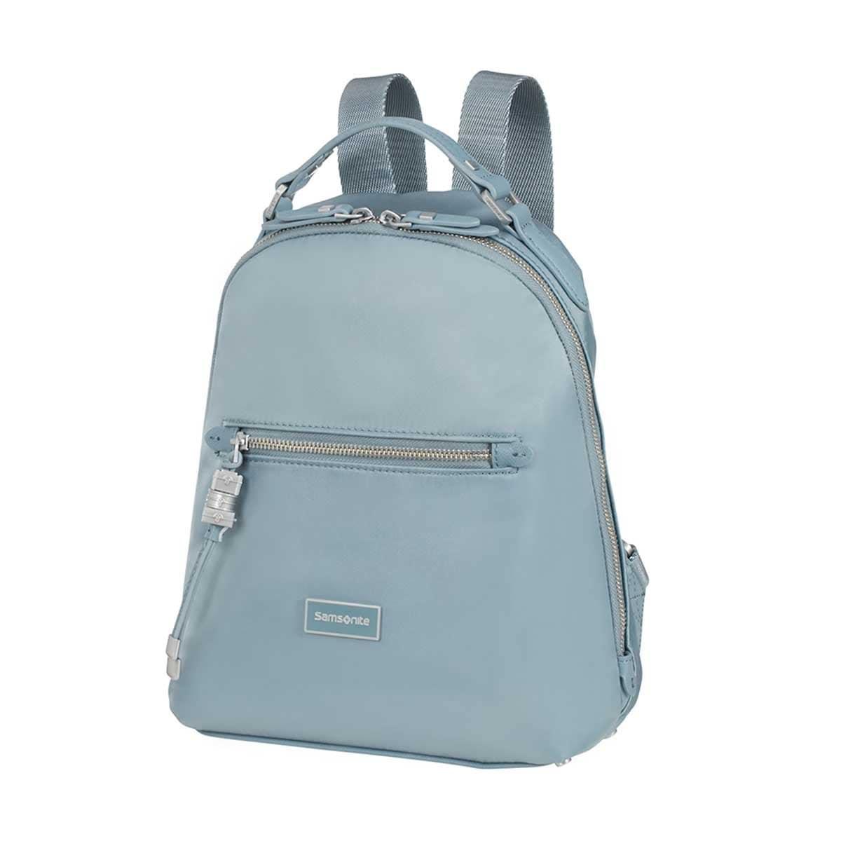 Backpack Dusty Blue Karissa Samsonite