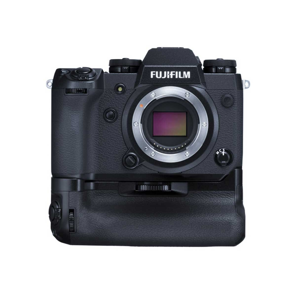 Cámara Fujifilm X-H1 Negro+ Empuñadura