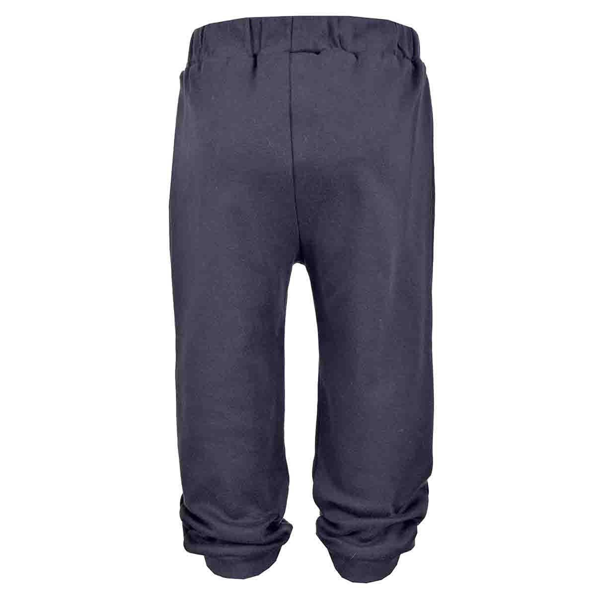 Pantalón Liso Color Gris Carosello