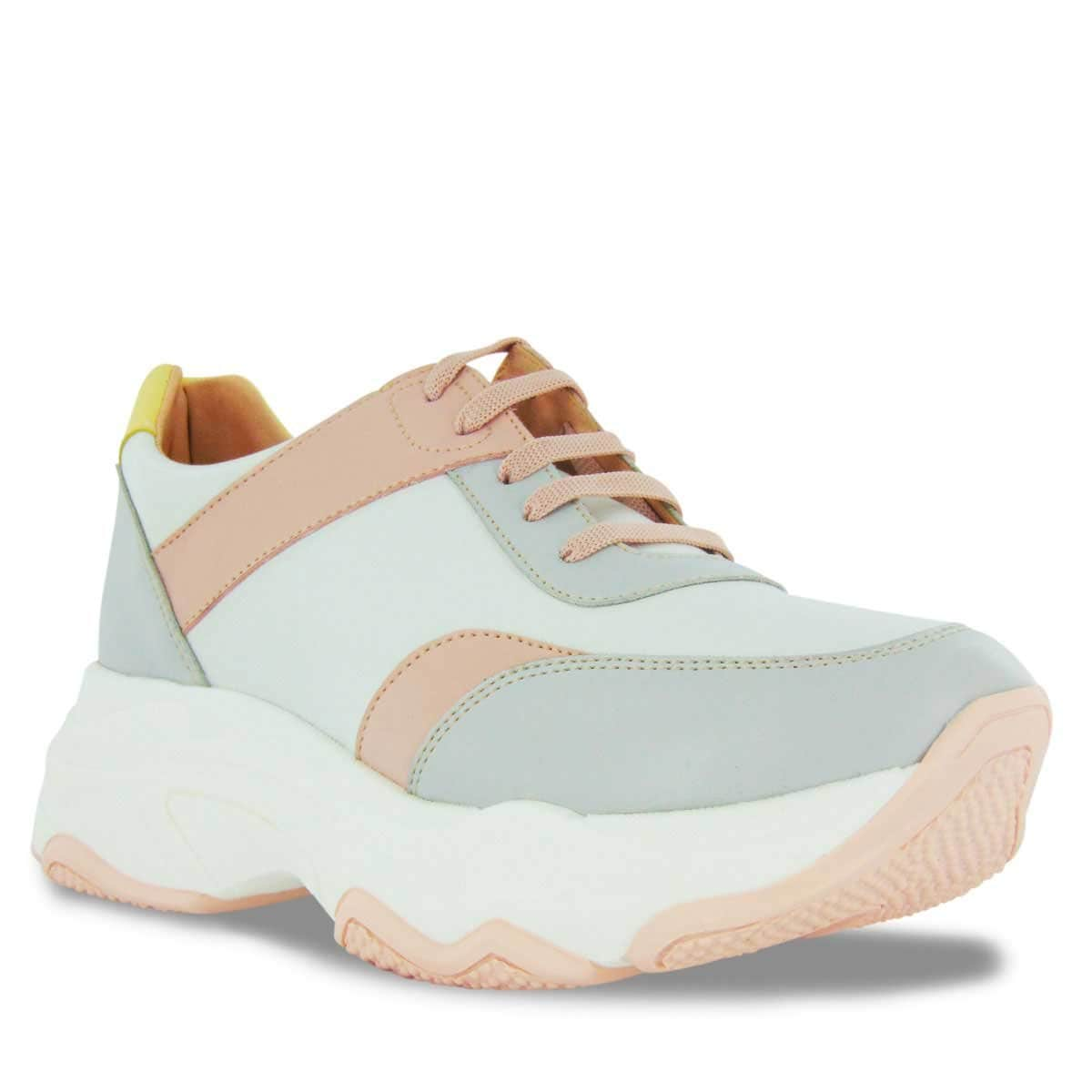 Tenis Ugly Shoe Blanco Mbj