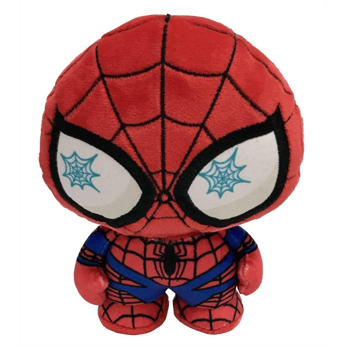 Peluche Eyecons 5 Spiderman Pat Avenue