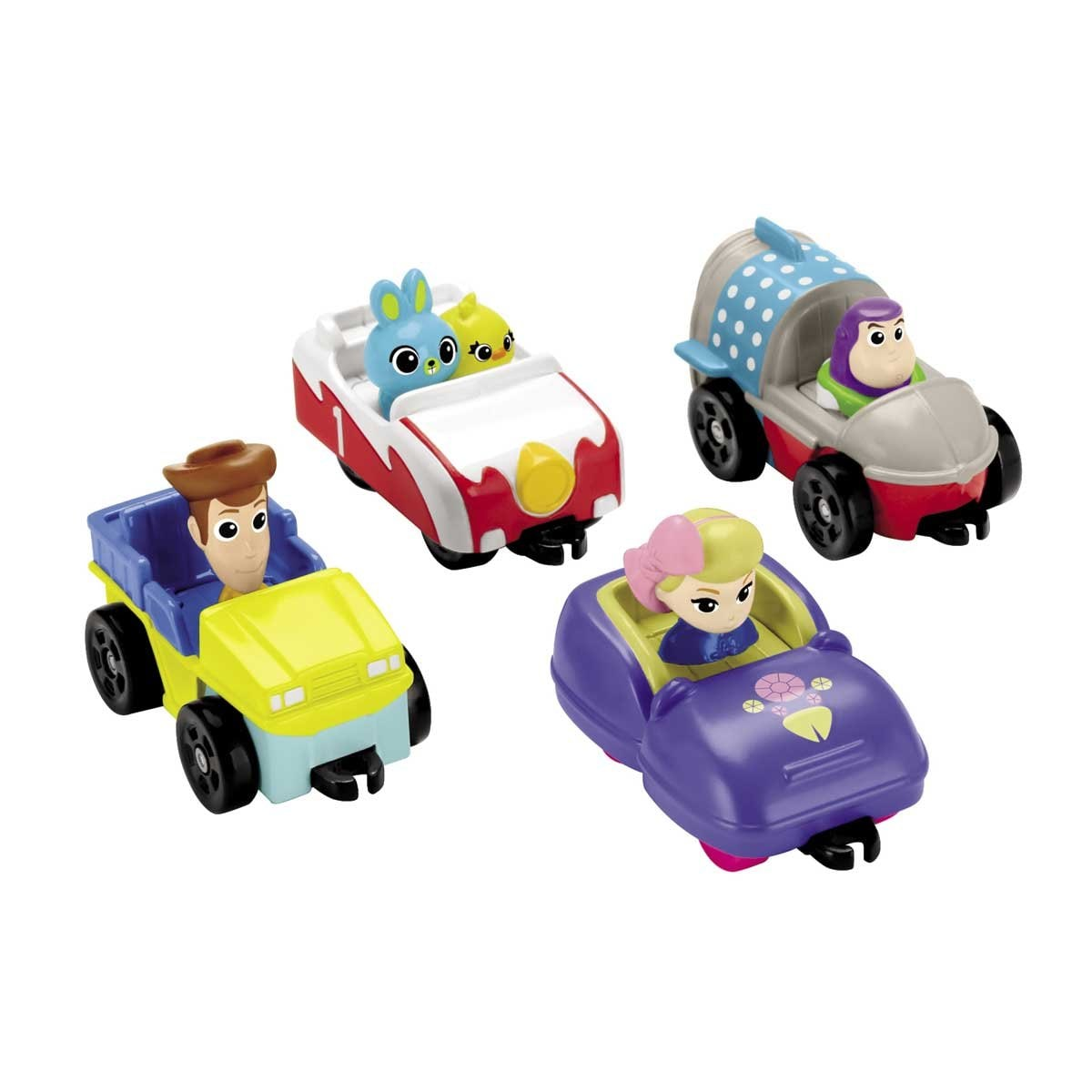 Toy Story 4 Vehículos Carnaval Mattel
