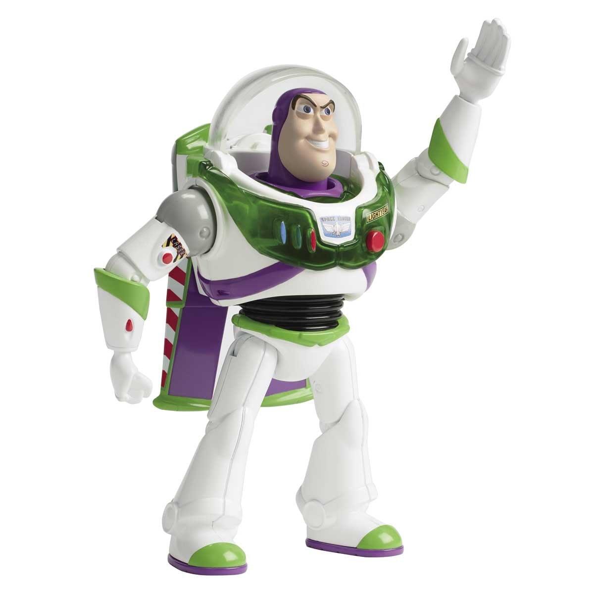 Toy Story 4 Buzz Vuelo Espacial Mattel