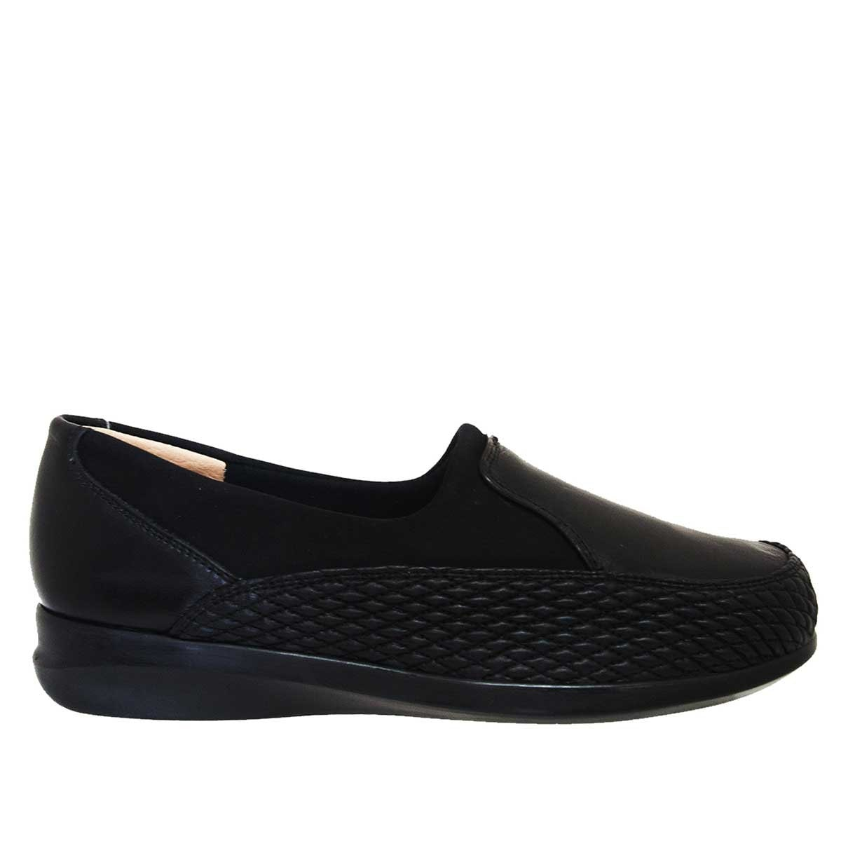 Zapato de Confort  Negro Addiction To Comfort