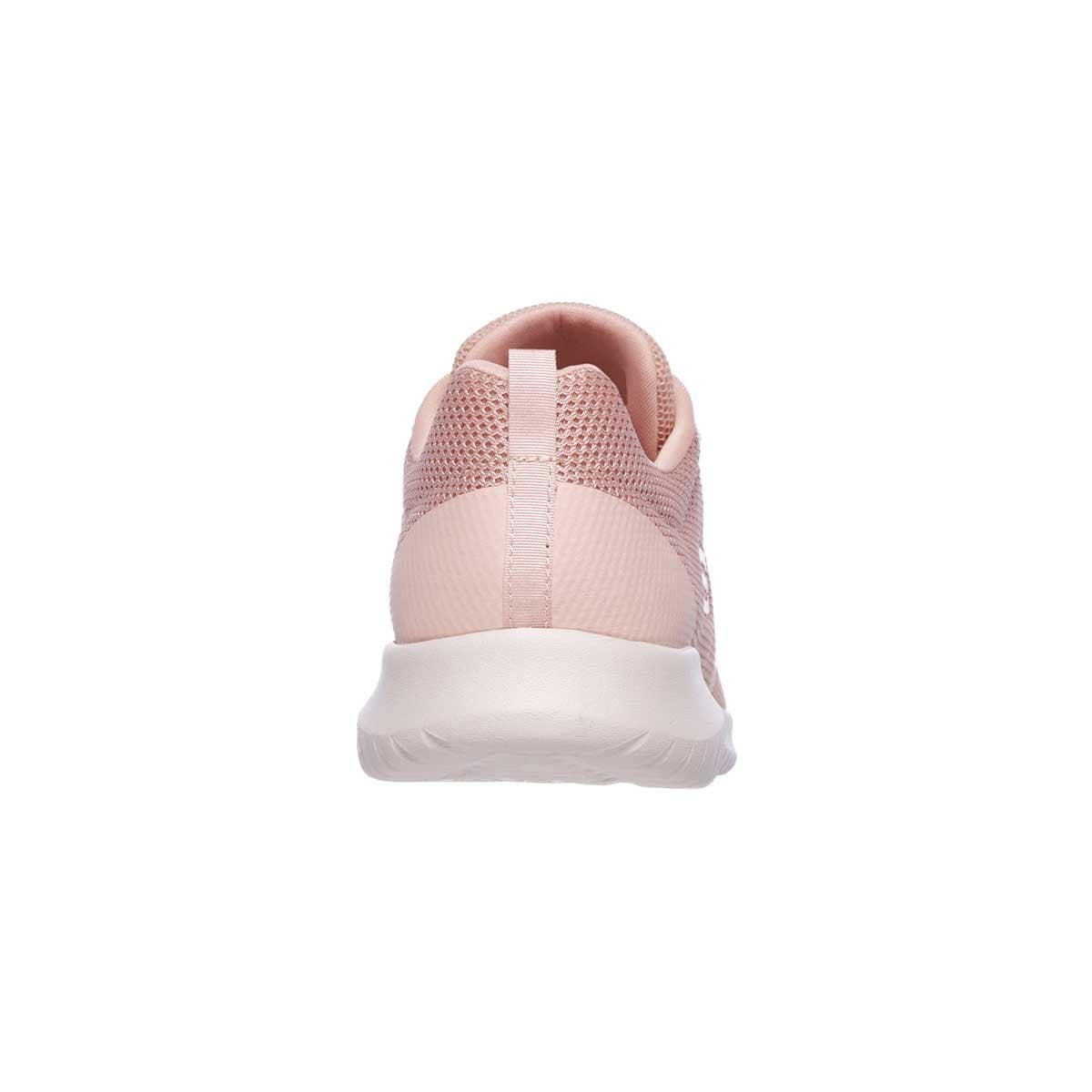 Tenis Liso Suela Blanca Skechers