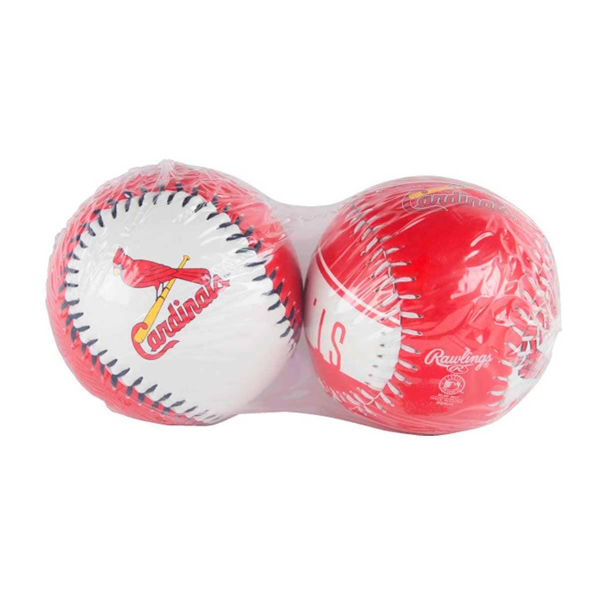 Set de Pelota Baseball Cardinals Rawlings