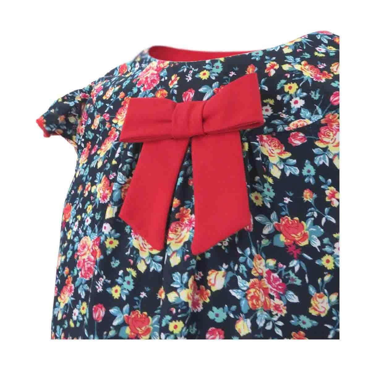 Vestido Corte Campesino Lovely Lulu