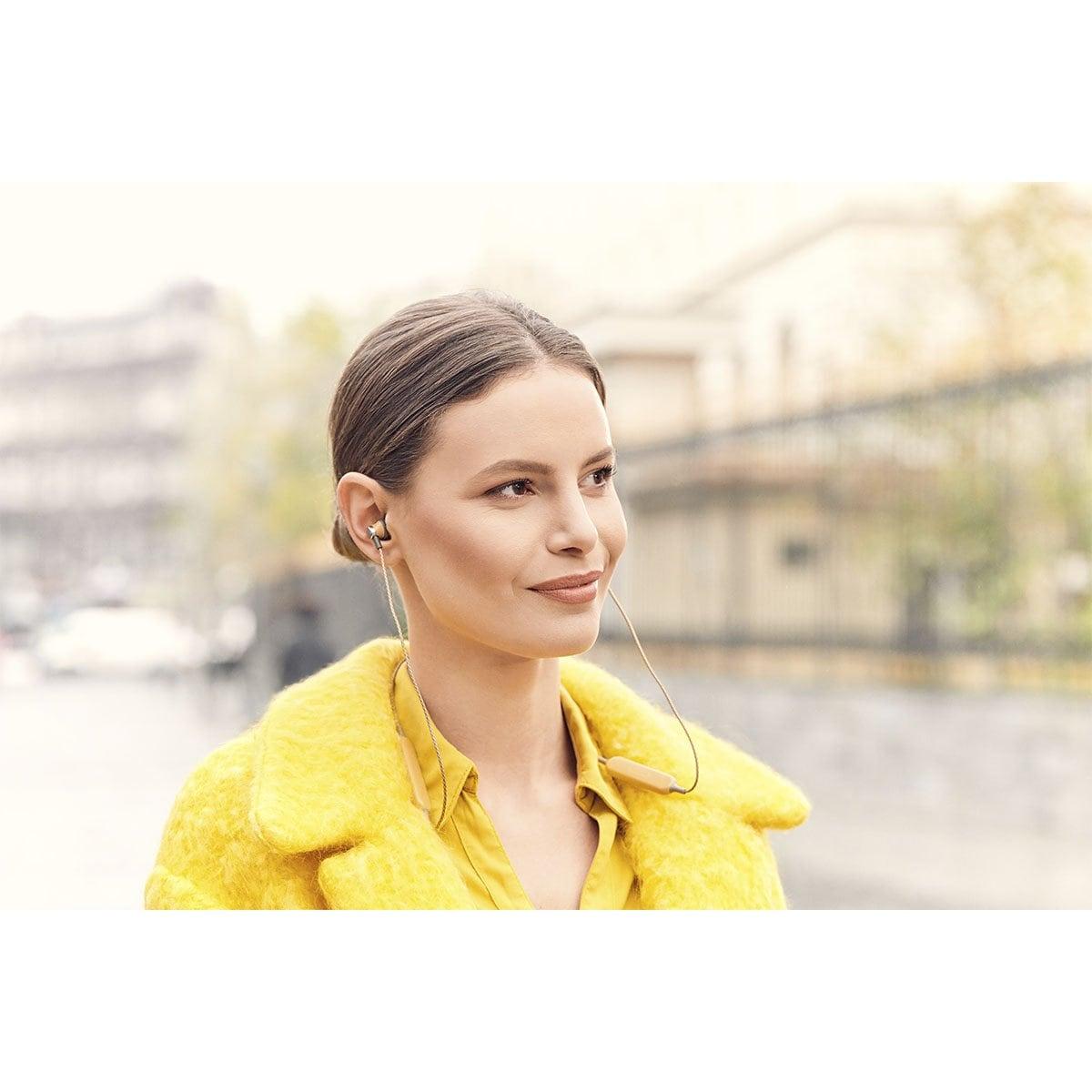 Audífonos Retro In Ear Negro Panasonic