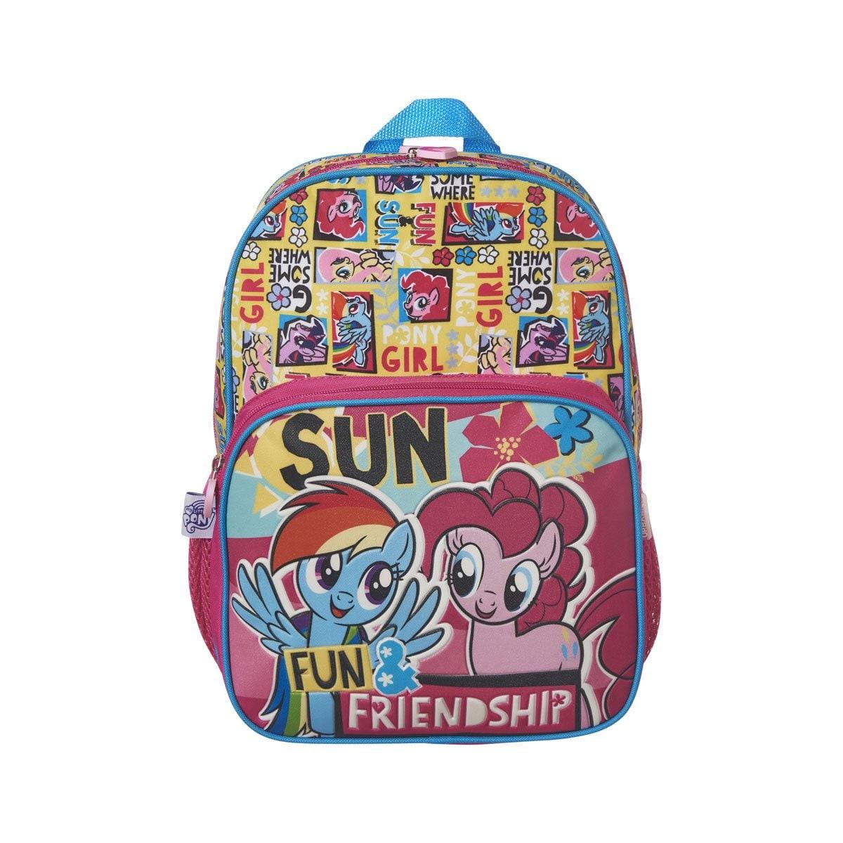 Mochila Infantil Kinder My Little Pony Photopack