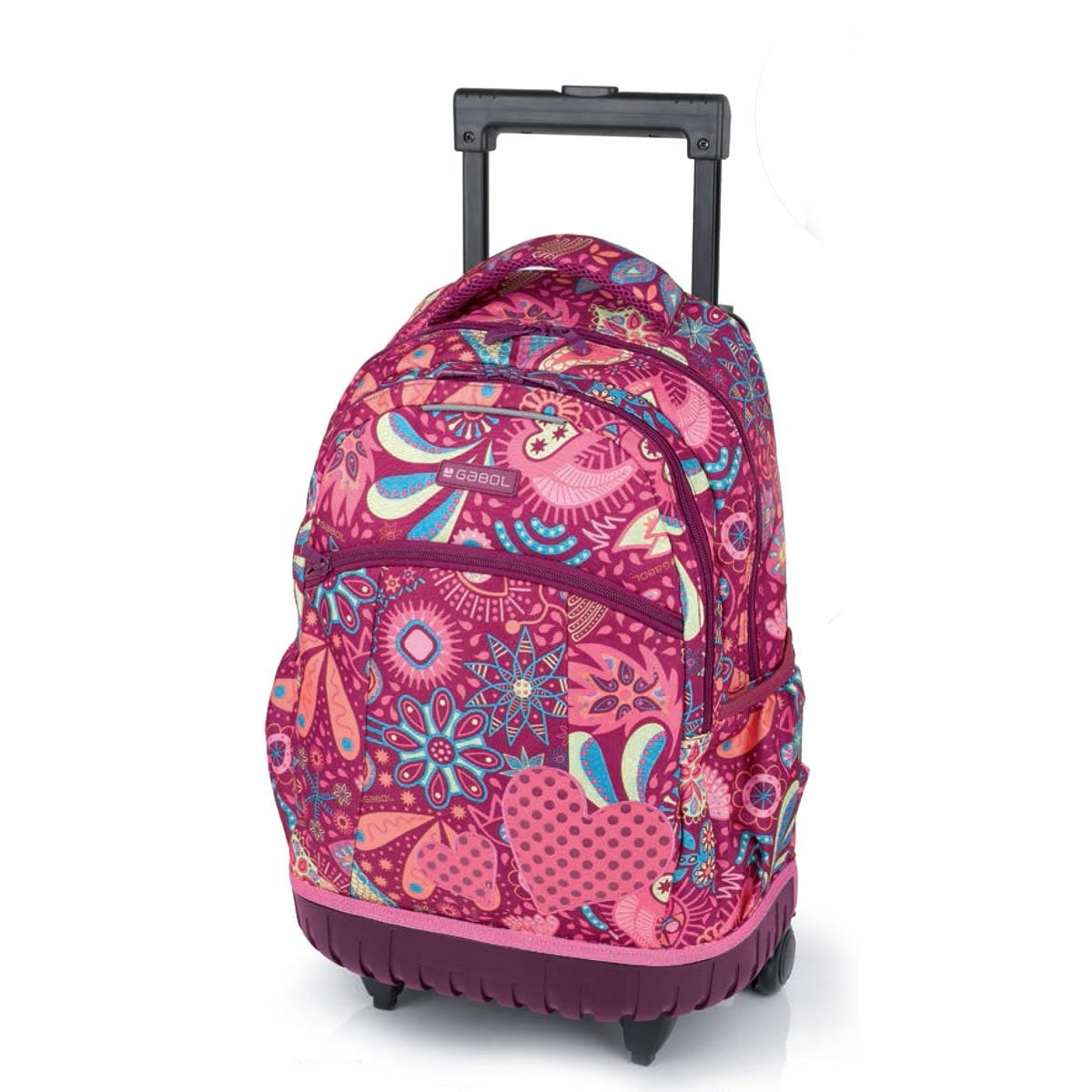 Backpack Rodante  Porta Laptop  Lucky Gabol