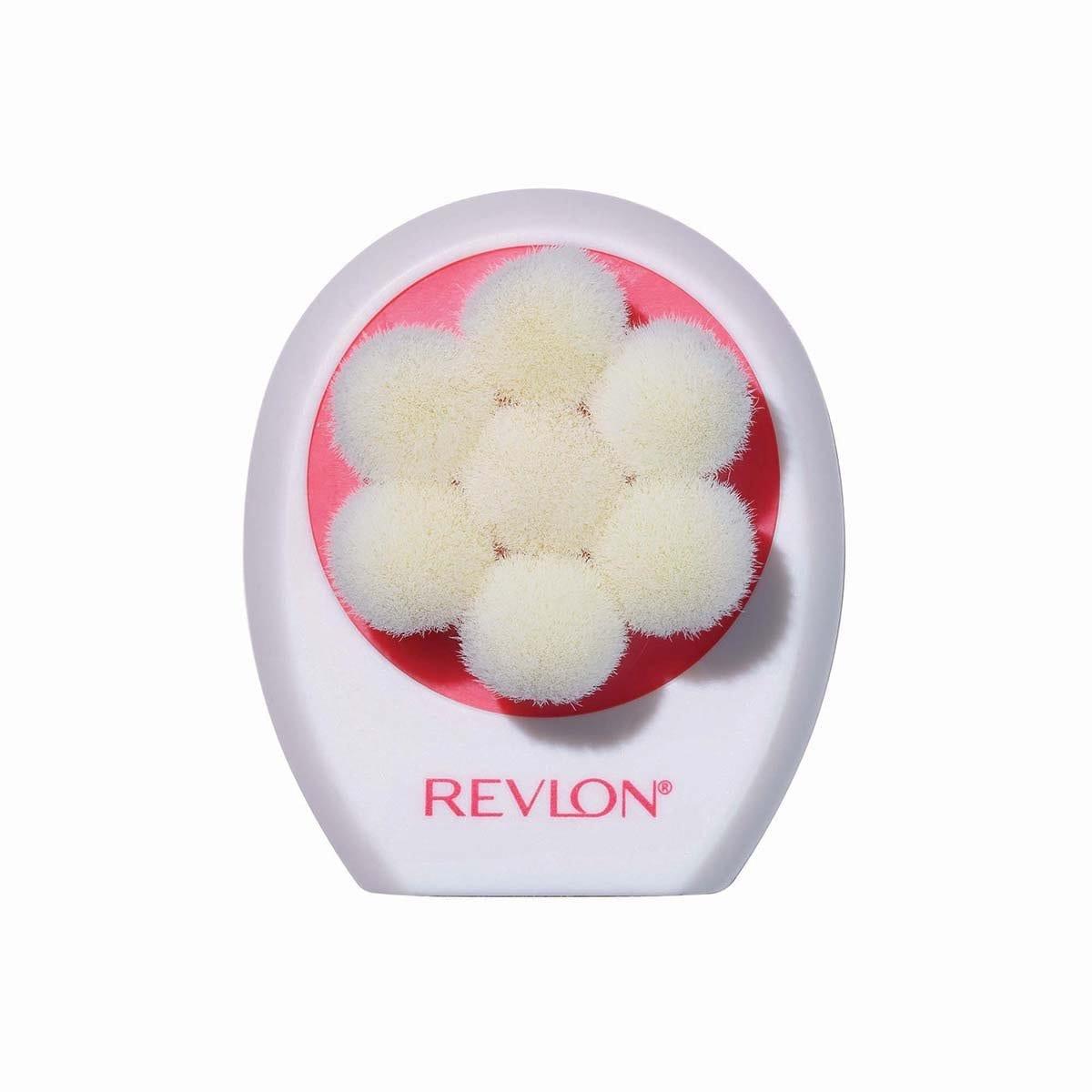 Cepillo Exfoliante Cerdas Extrafinas Revlon