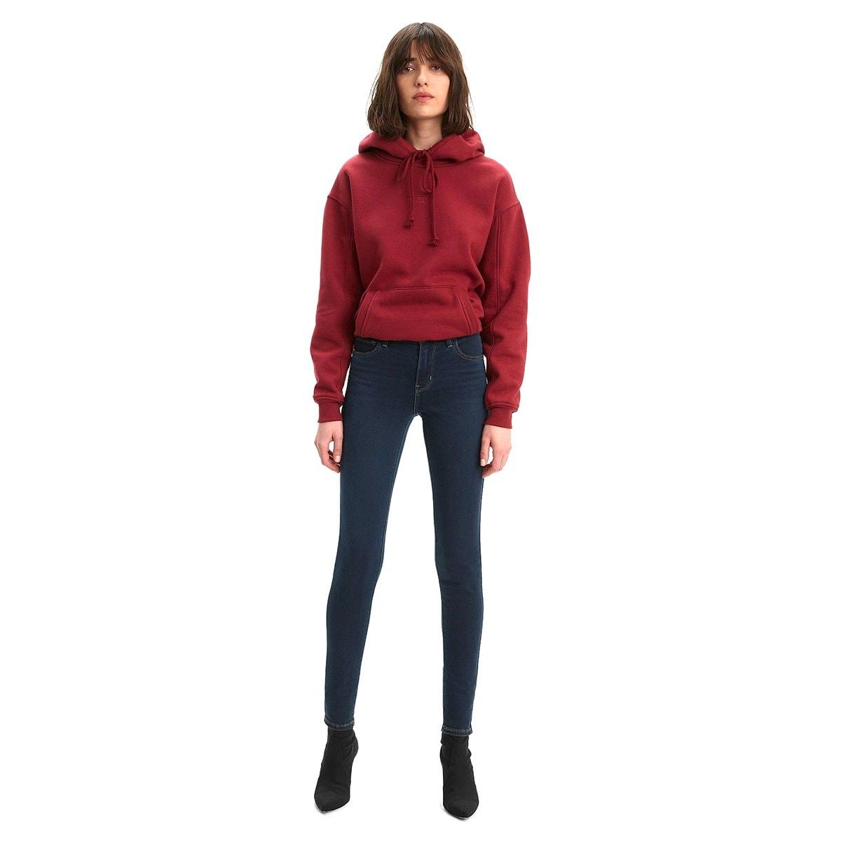 Jeans 710  Súper Skinny  Levis para Dama