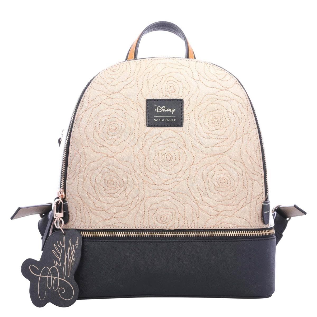 Backpack Oro con Charm Bella W Capsule