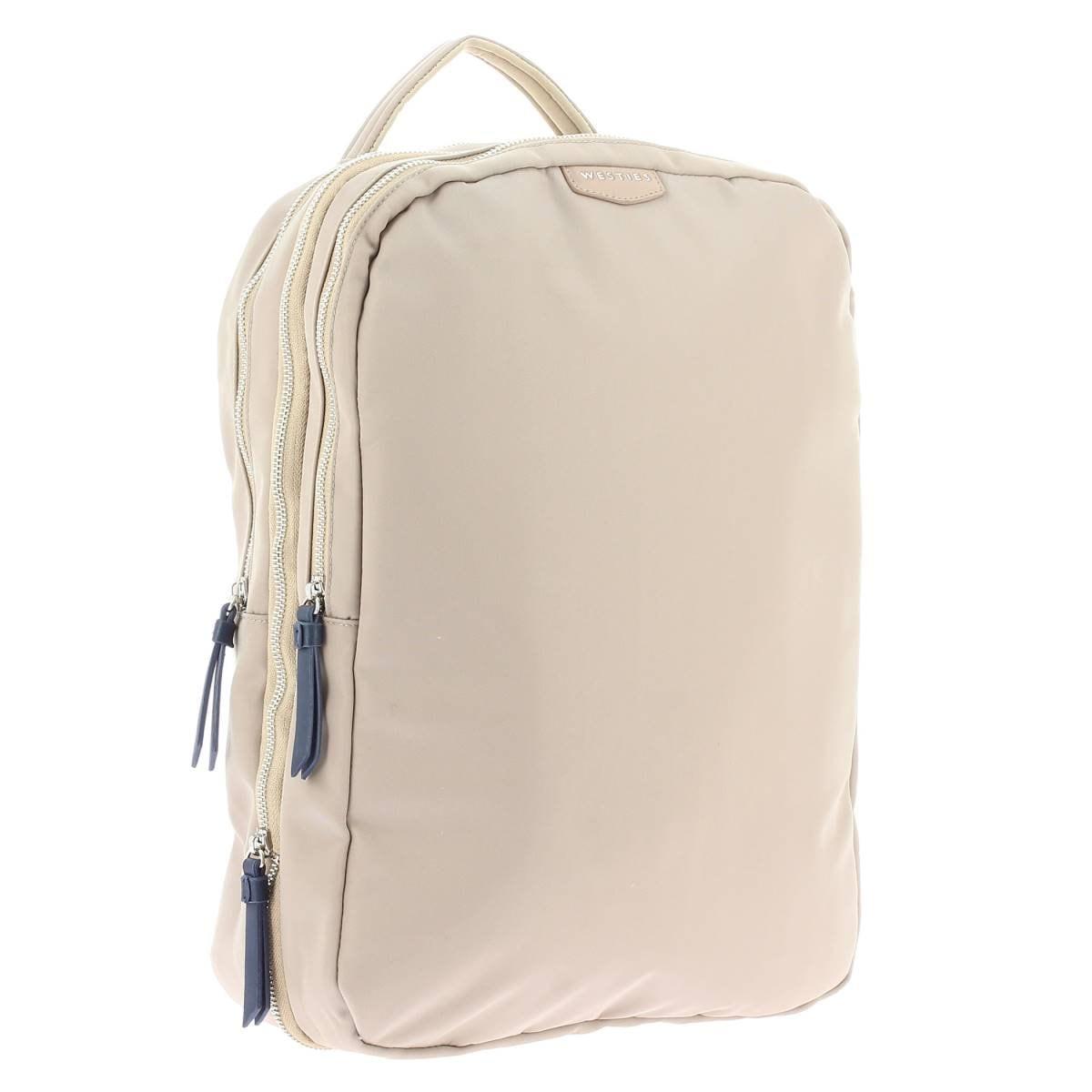 Backpack Marrón con Logotipo Westies