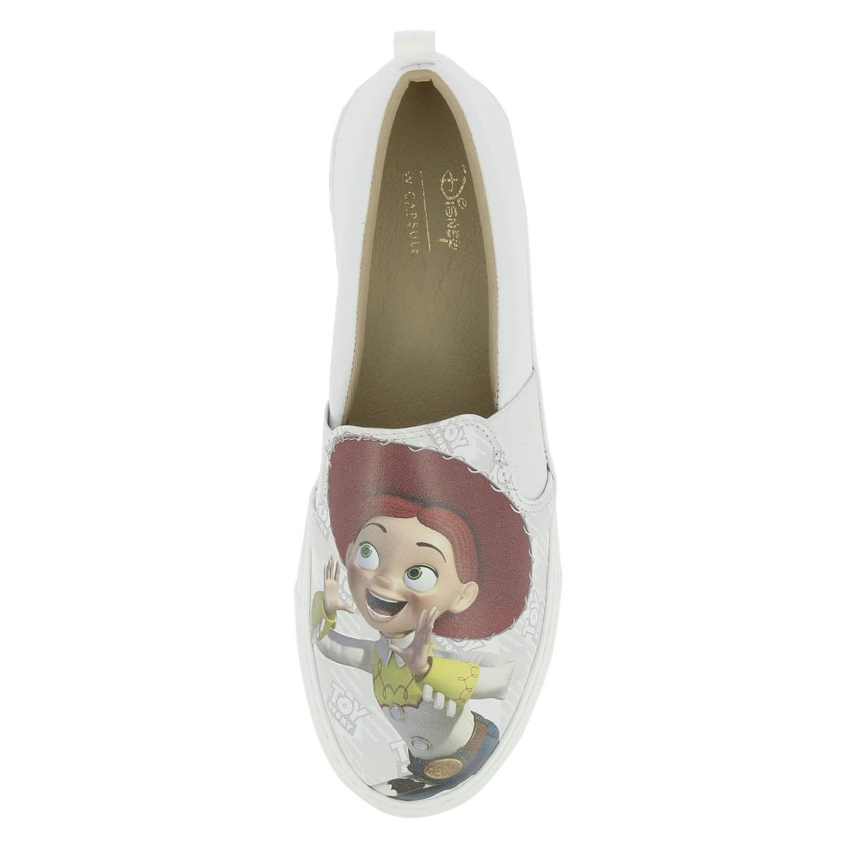 Slip On Blanco Toy Story Disney W Capsule