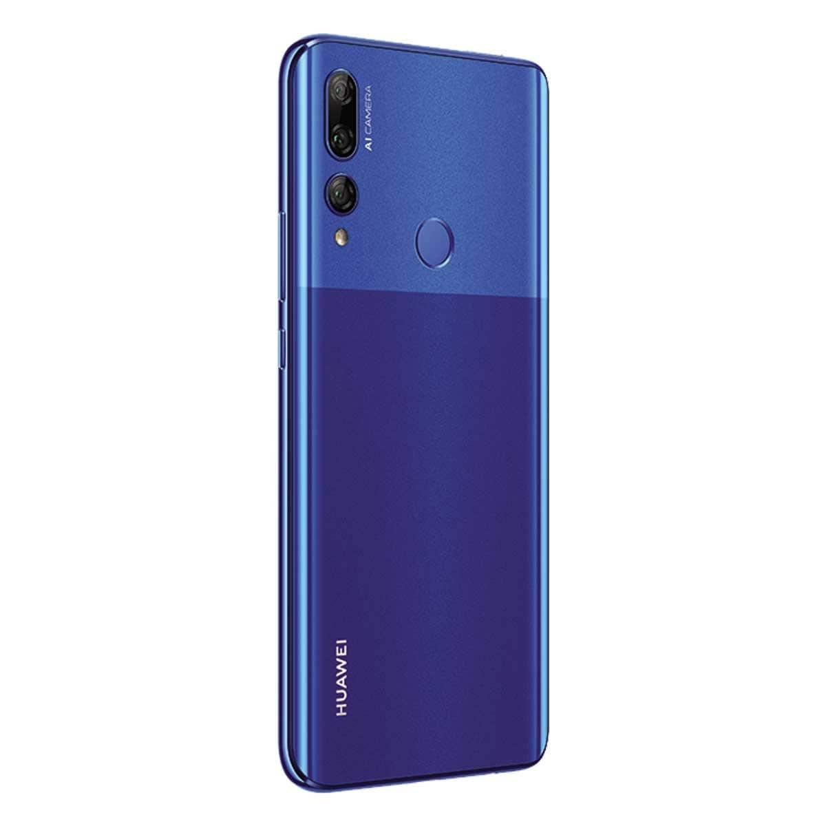 Celular Huawei Y9 Prime 2019 Color Azul R9 (Telcel)