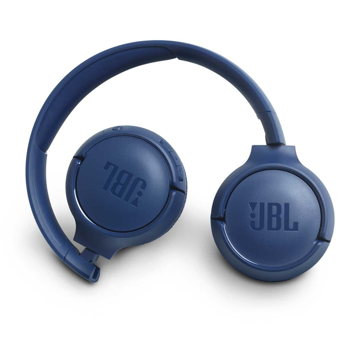 Audífonos Inalámbricos Tune 500 Bt Azul Jbl