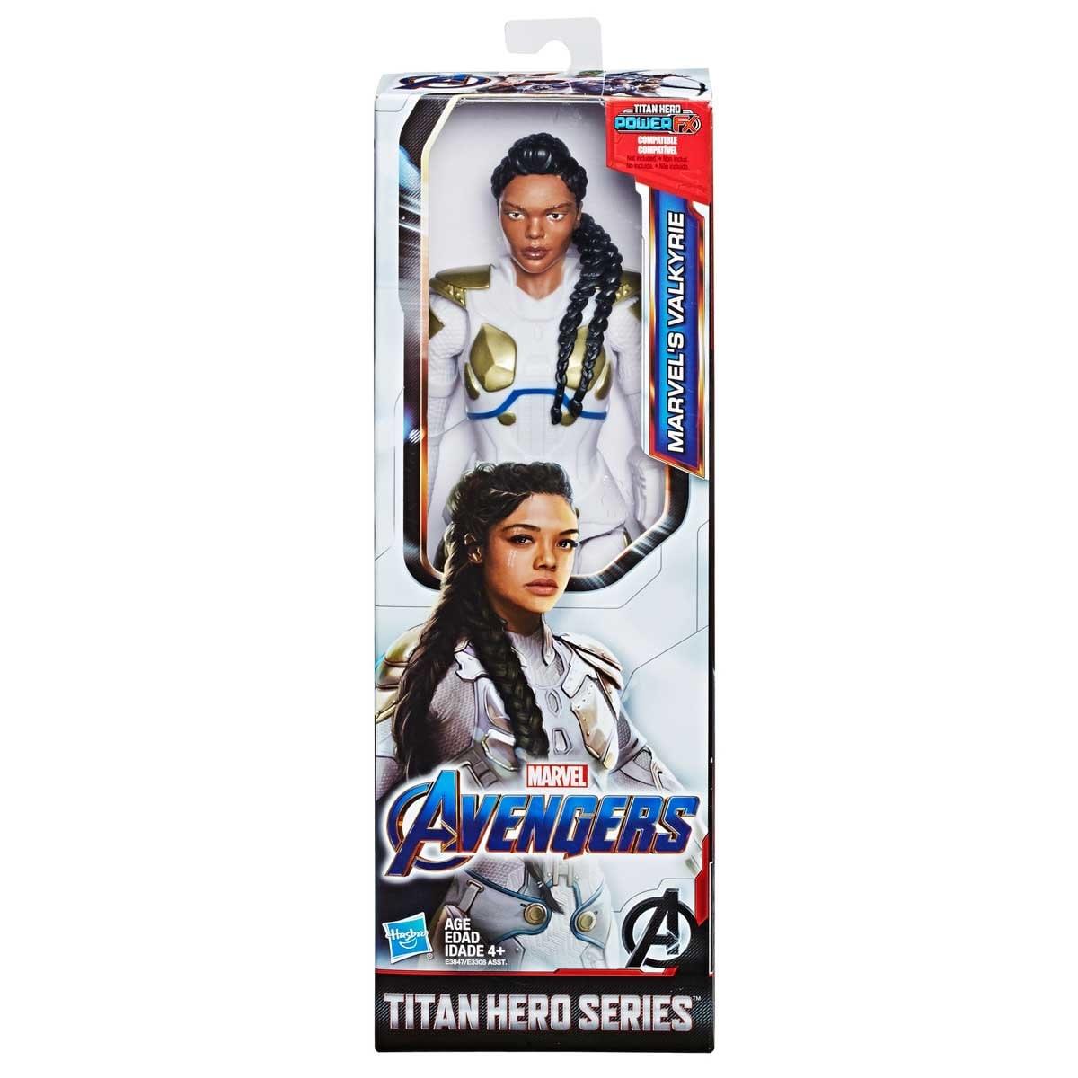 Figura Titan Hero Valkyrie Avengers Hasbro