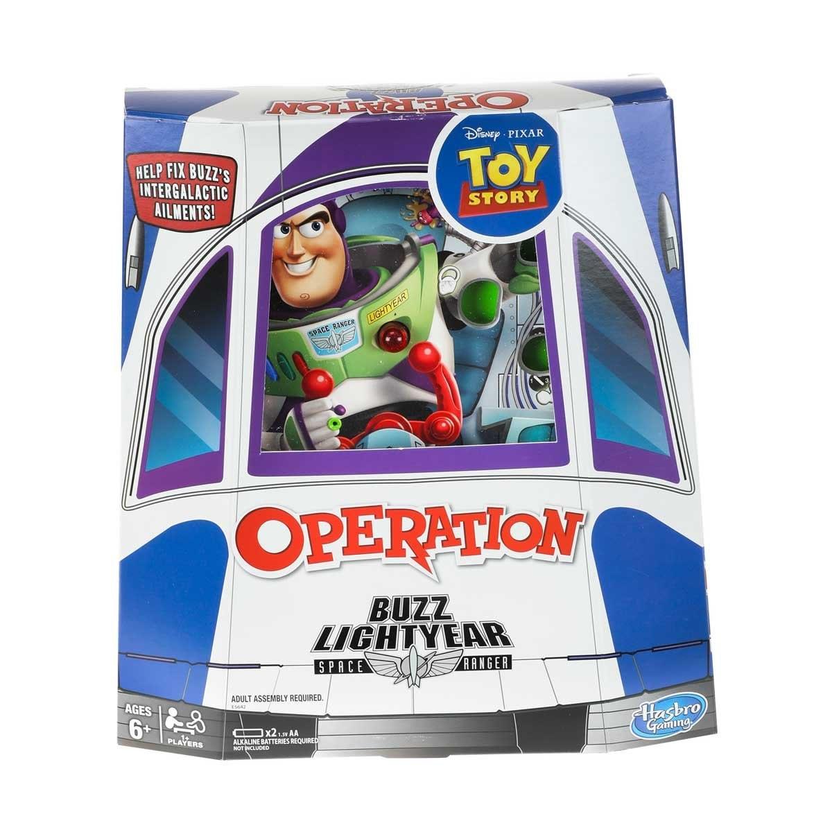 Operando Buzz Lightyear Toy Story Hasbro