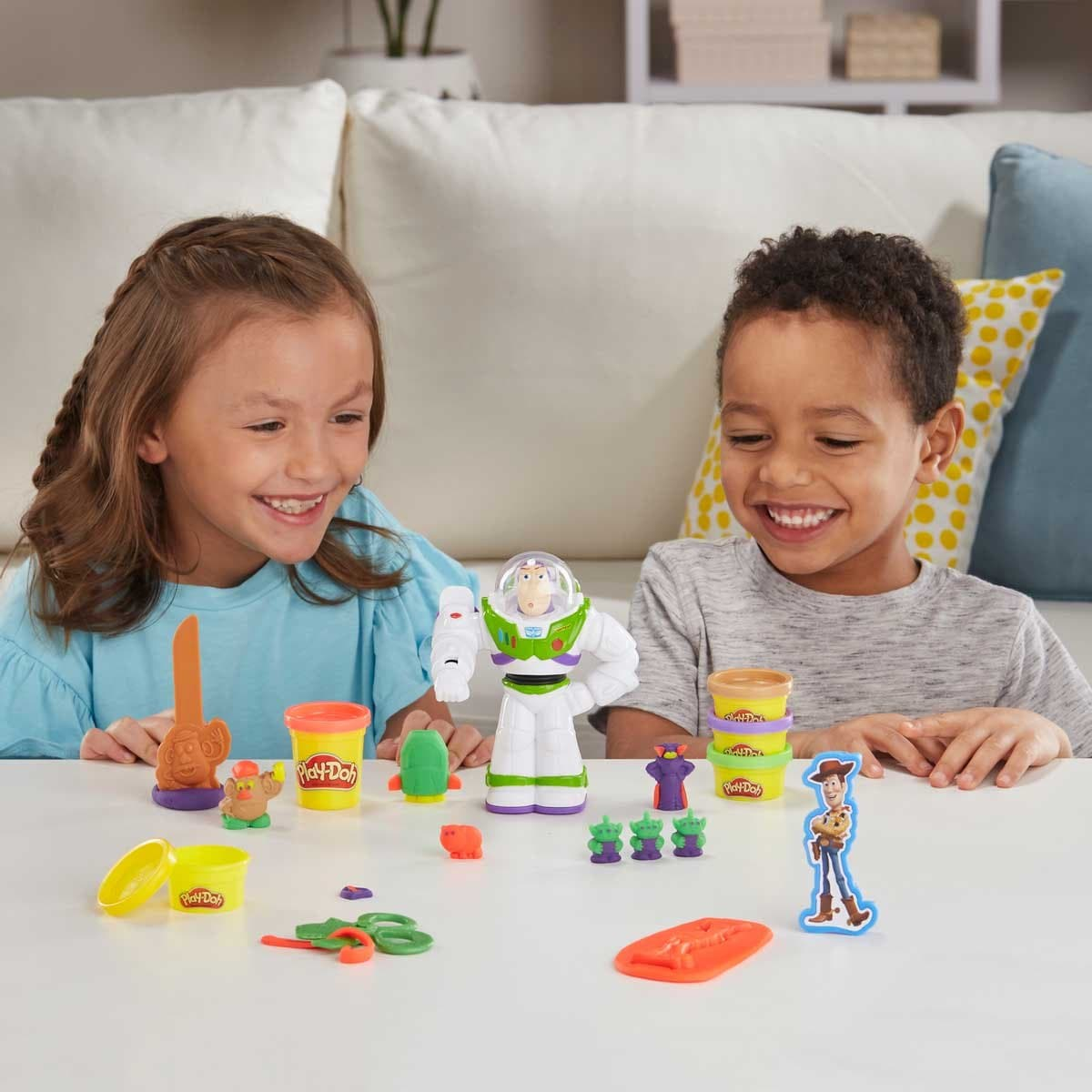 Buzz Light Year Juego de Play-Doh Toy Story 4 Hasbro