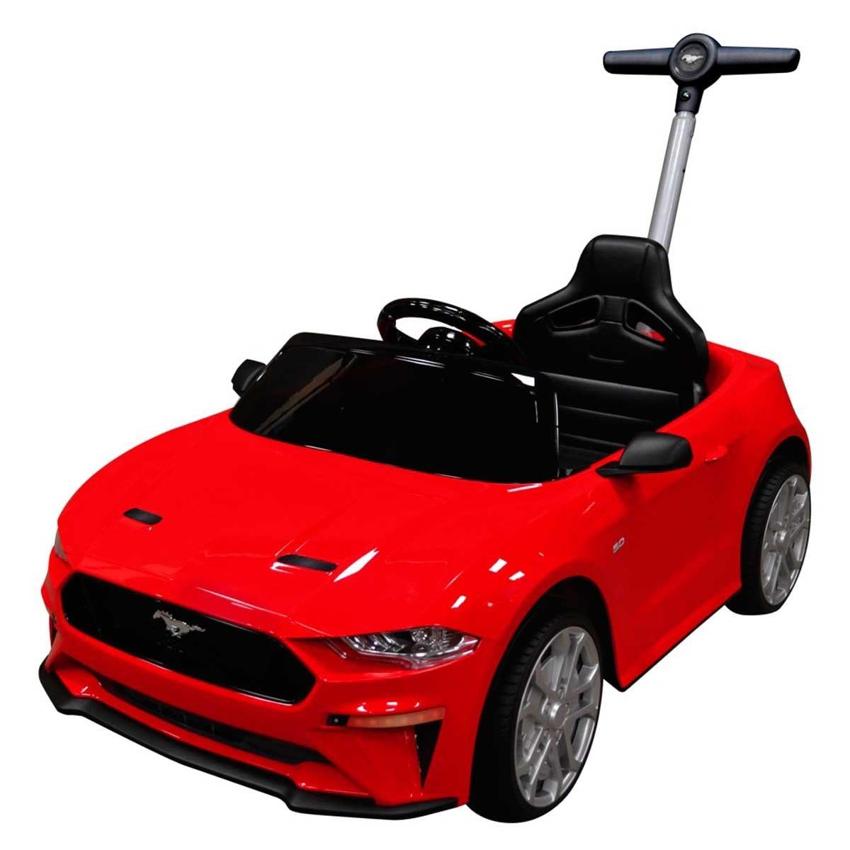 Montable Push Car Mustang Flying Wheel