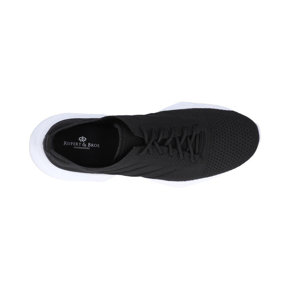 Sneaker Estilo Chuncky Negro Rupert & Bros