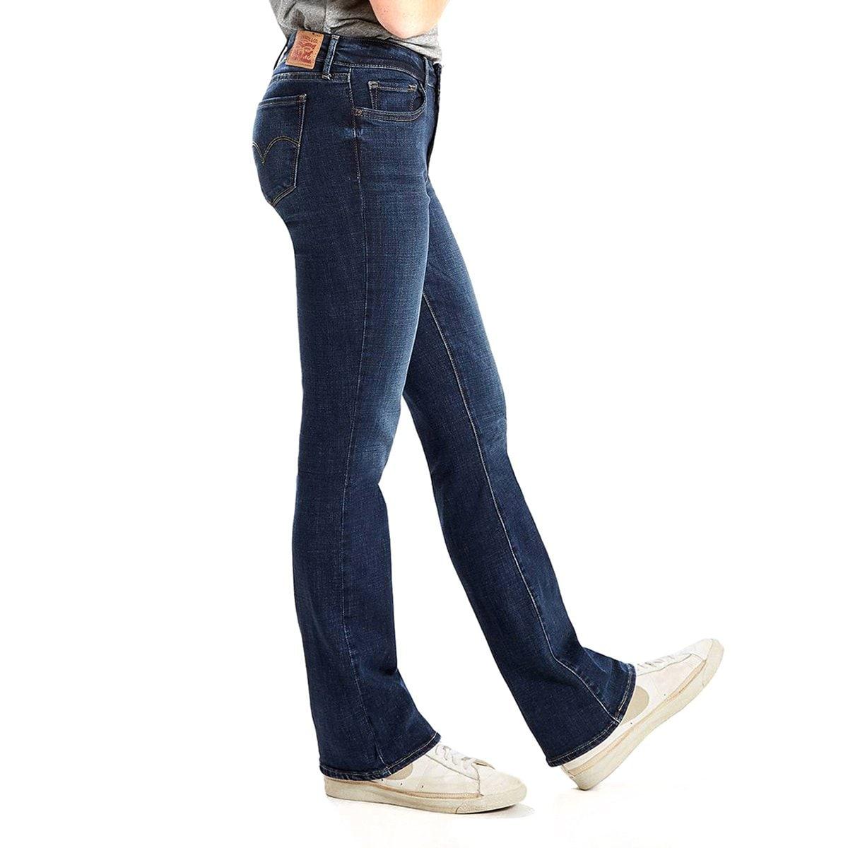 Jeans 715 Boot Cut Levis Para Dama