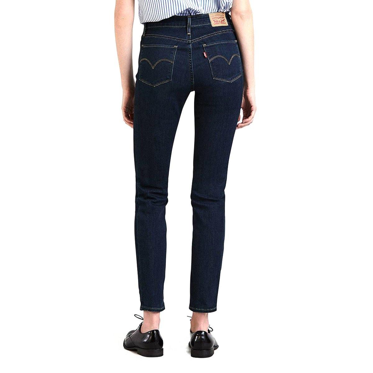 Jeans 712 Slim Levis para Dama