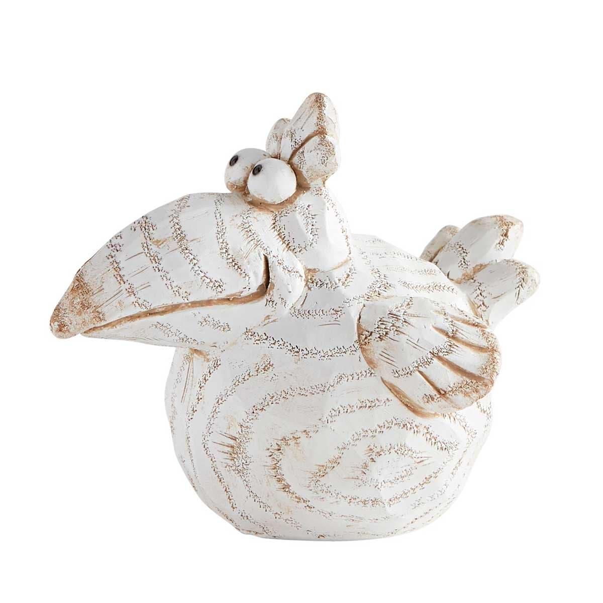 Figura White Quirky Bird Pier 1 Imports