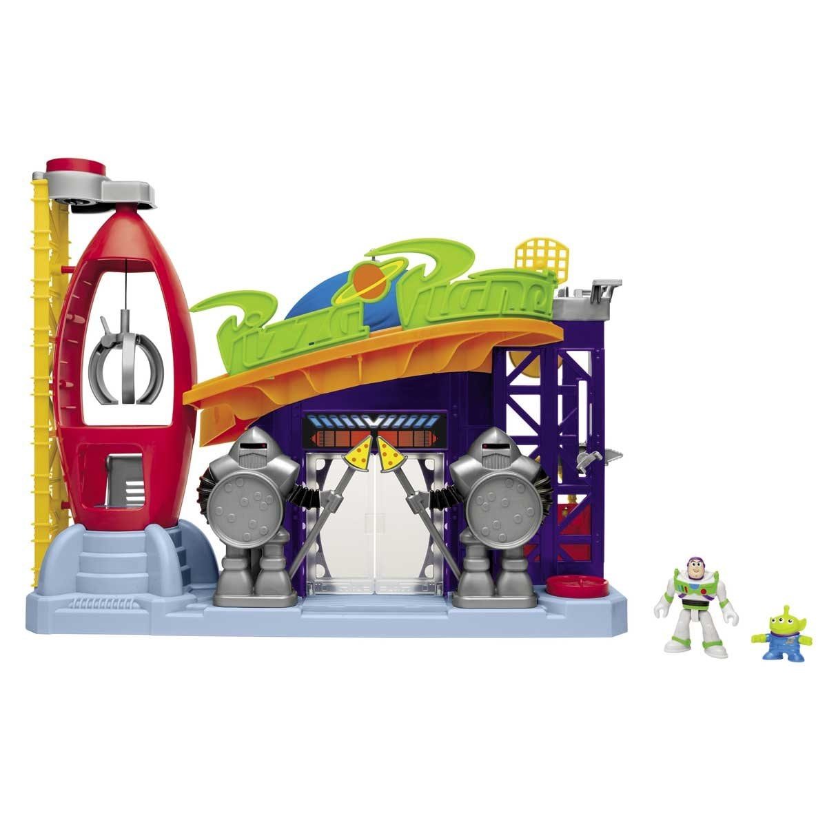 Imaginext Toy Story Pizza Planeta Mattel