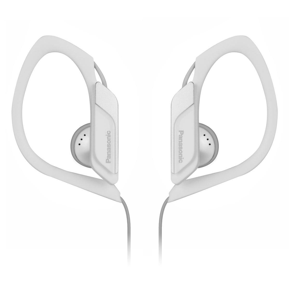 Audífonos Sport In Ear Alámbricos Blanco Panasonic