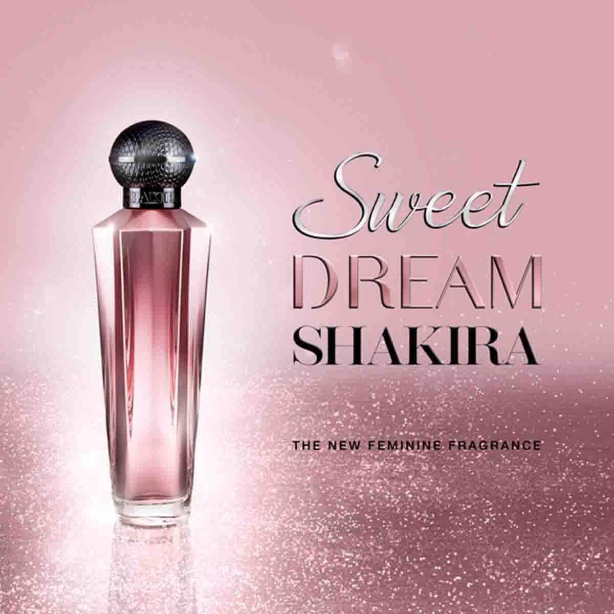 Fragancia para Dama Shakira Sweet Dream Edt 80 Ml