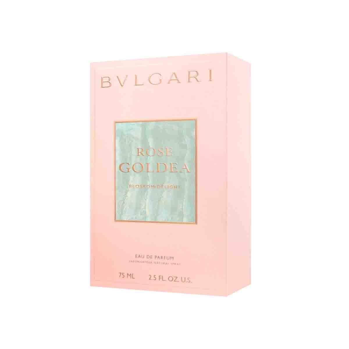 Fragancia para Dama Bvlgari Rose Goldea Blossom Delight Edp 100 Ml