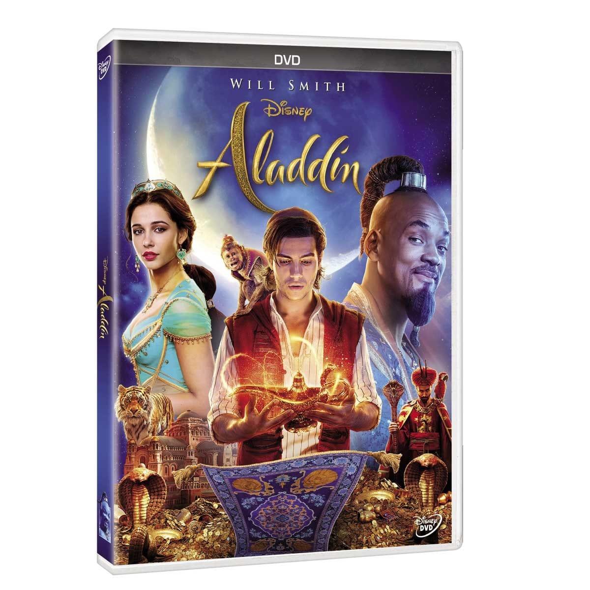 Dvd Aladdín