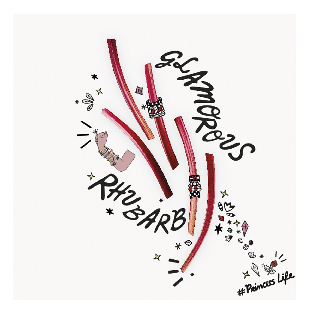 Estuche para Dama Nina Ricci Les Belles de Nina Bella Edt 80Ml + Lipstick