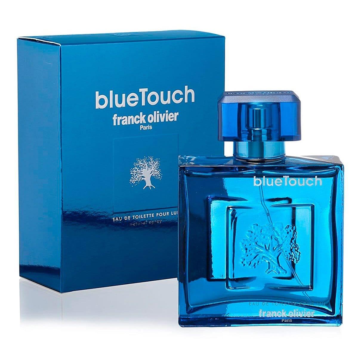 Fragancia para Caballero Blue Touch Franck Olivier Edt 100 Ml