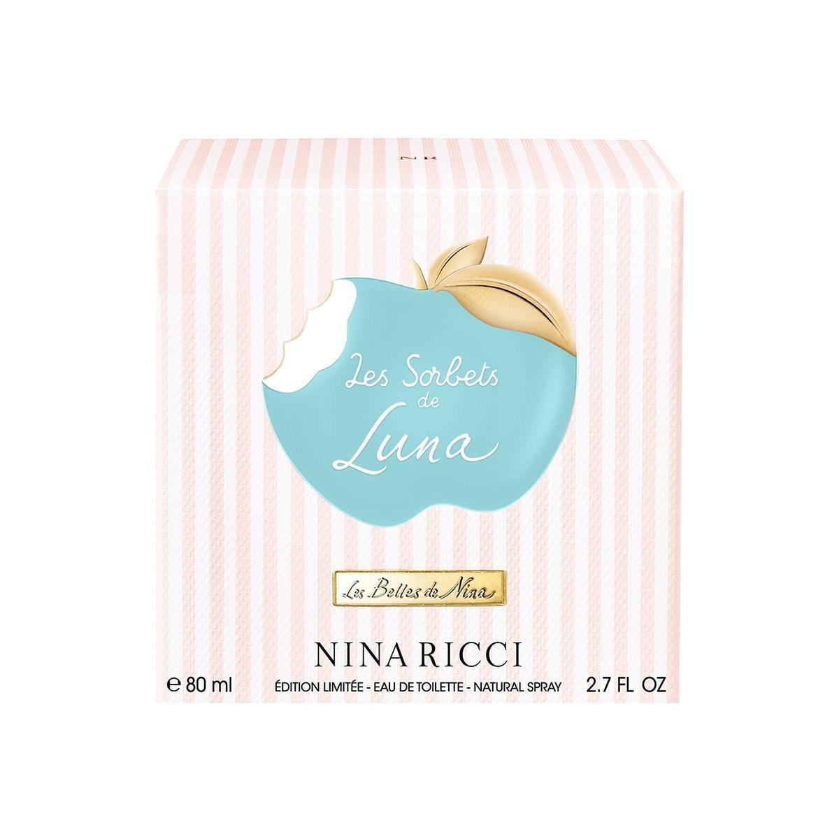 Fragancia para Dama, Nina Ricci Les Sorbets de Luna Edt 80Ml