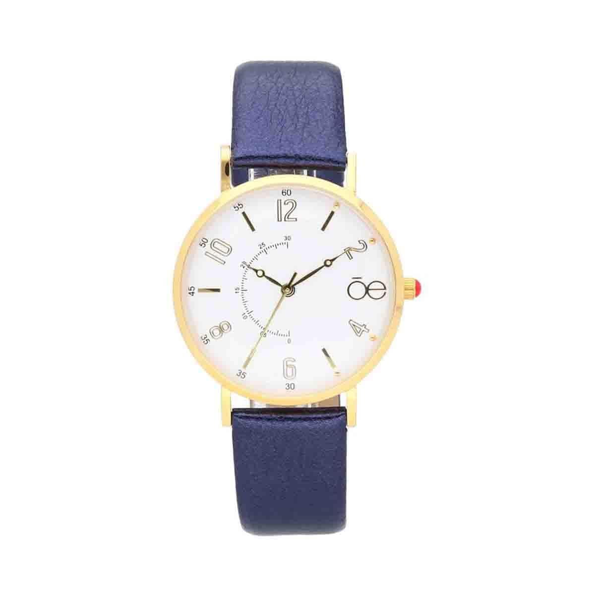 Reloj para Dama Azul Marino Cloe
