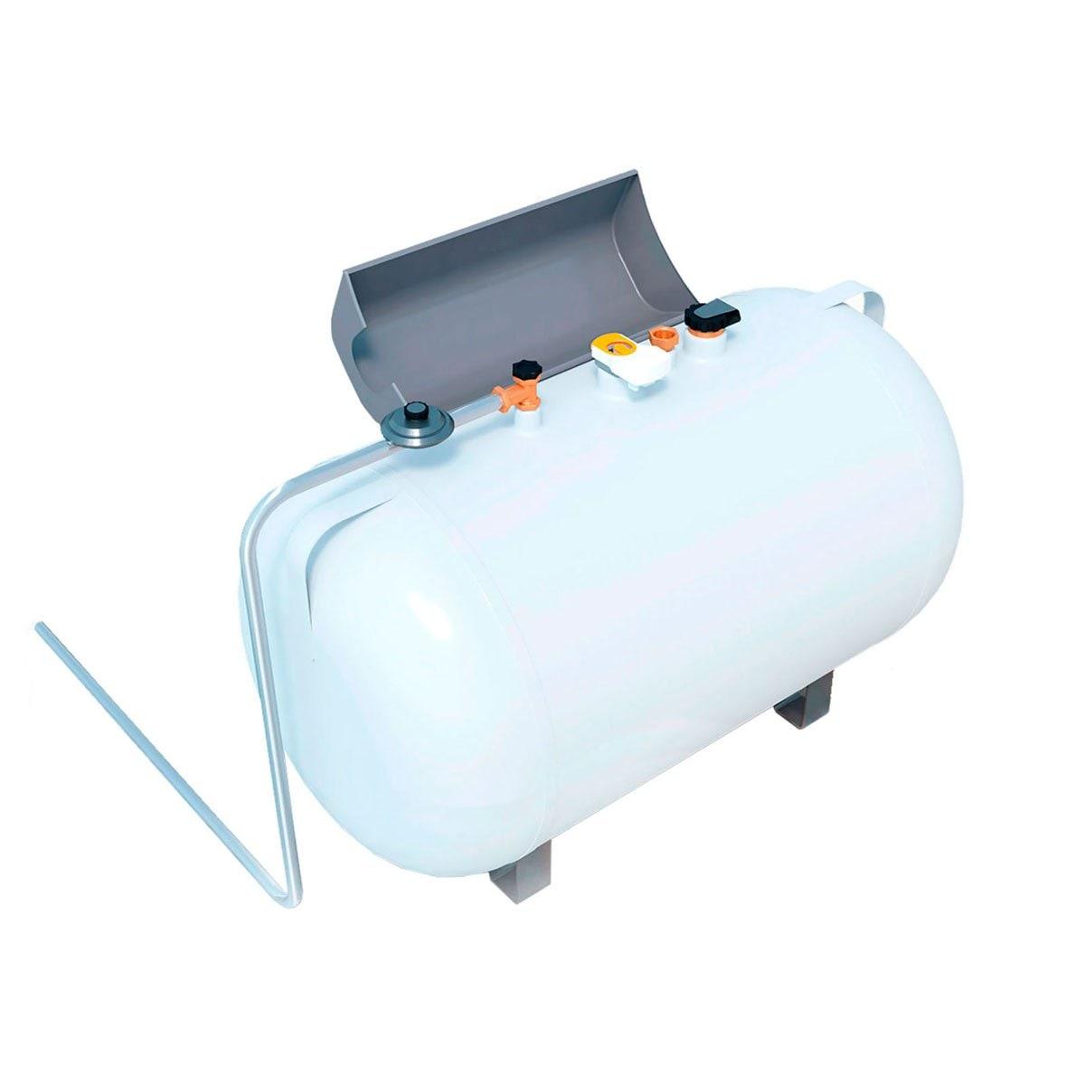Medidor Inteligente de Gas para Tanque Estacionario el Gaaas