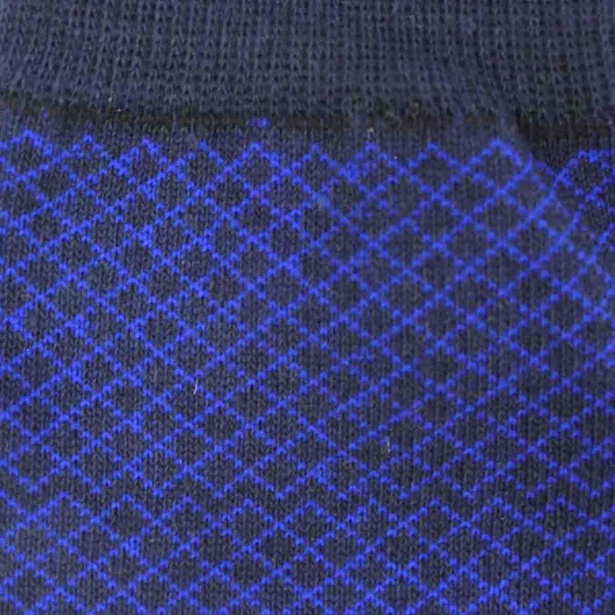 Calcetin de Vestir para Caballero Azul Pierre Cardin
