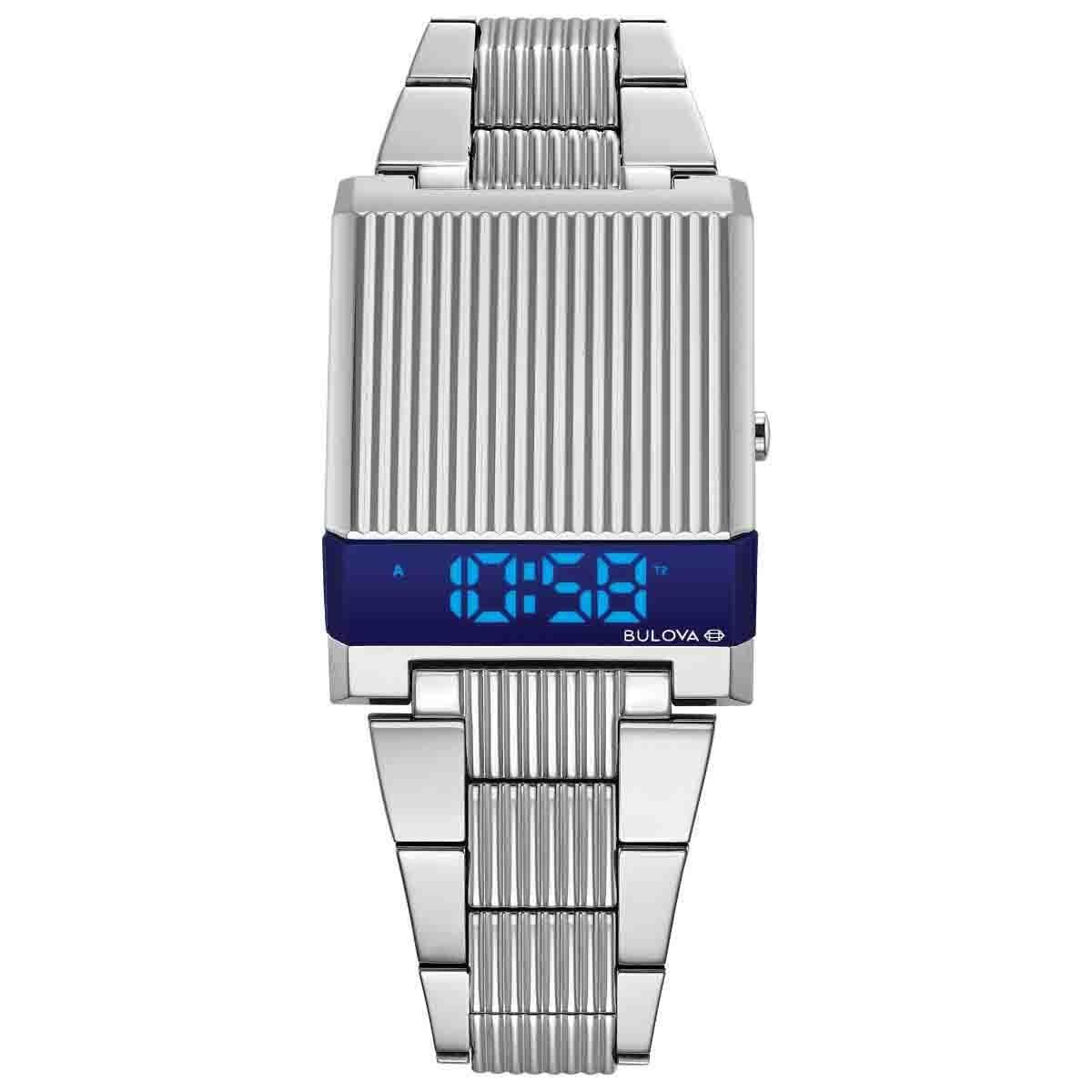 Reloj para Caballero Color Plata Bulova