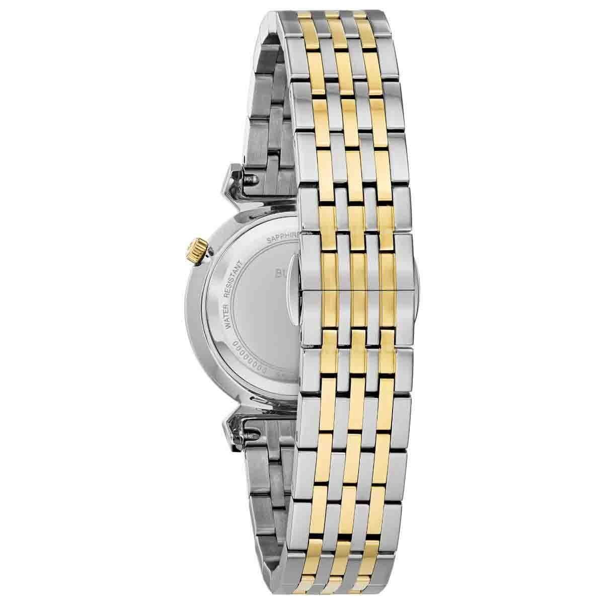 Reloj para Dama Color Blanco Bulova