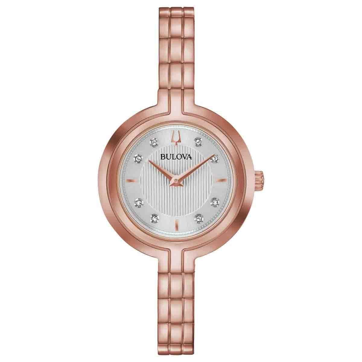 Reloj para Dama Color Rosa Bulova