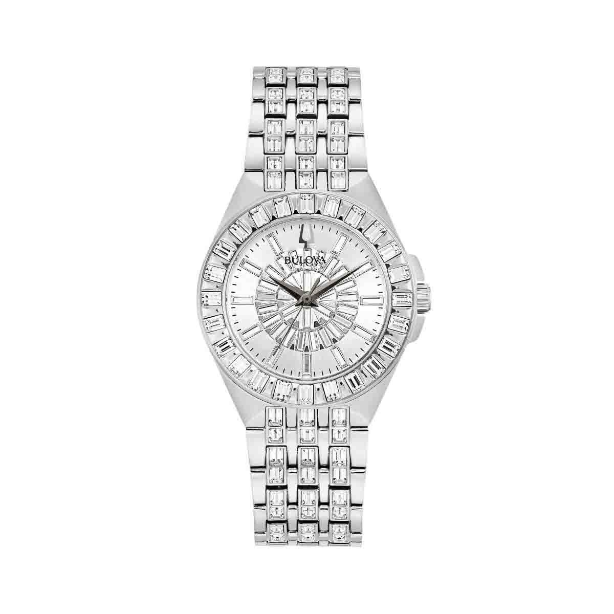 Reloj para Dama Color Plata Bulova