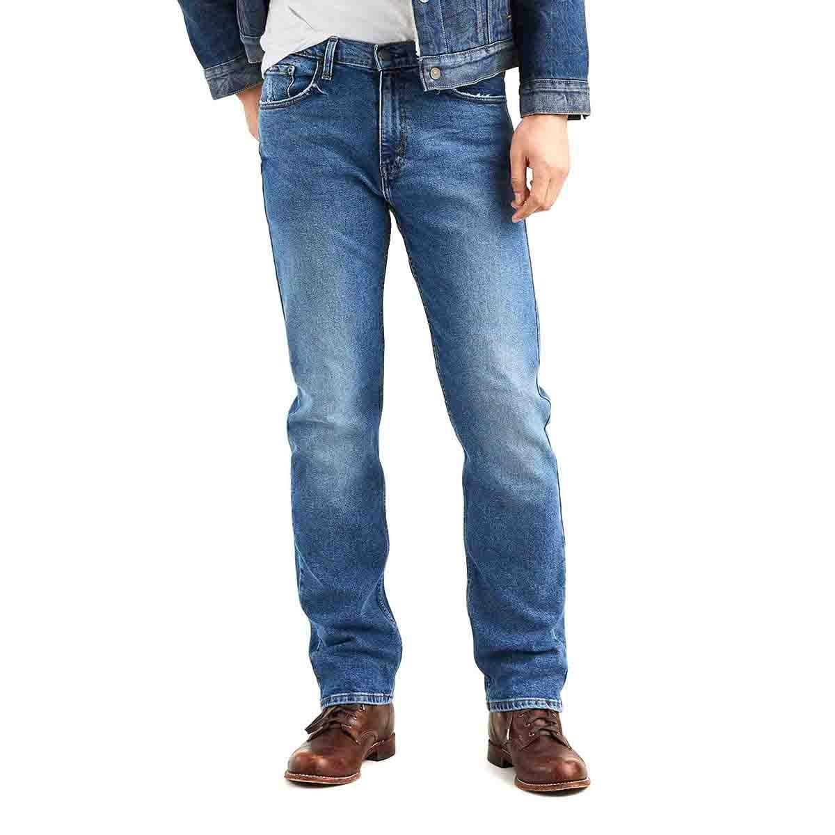 Jeans 505™ Levi'S® Regular Fit Color Azul