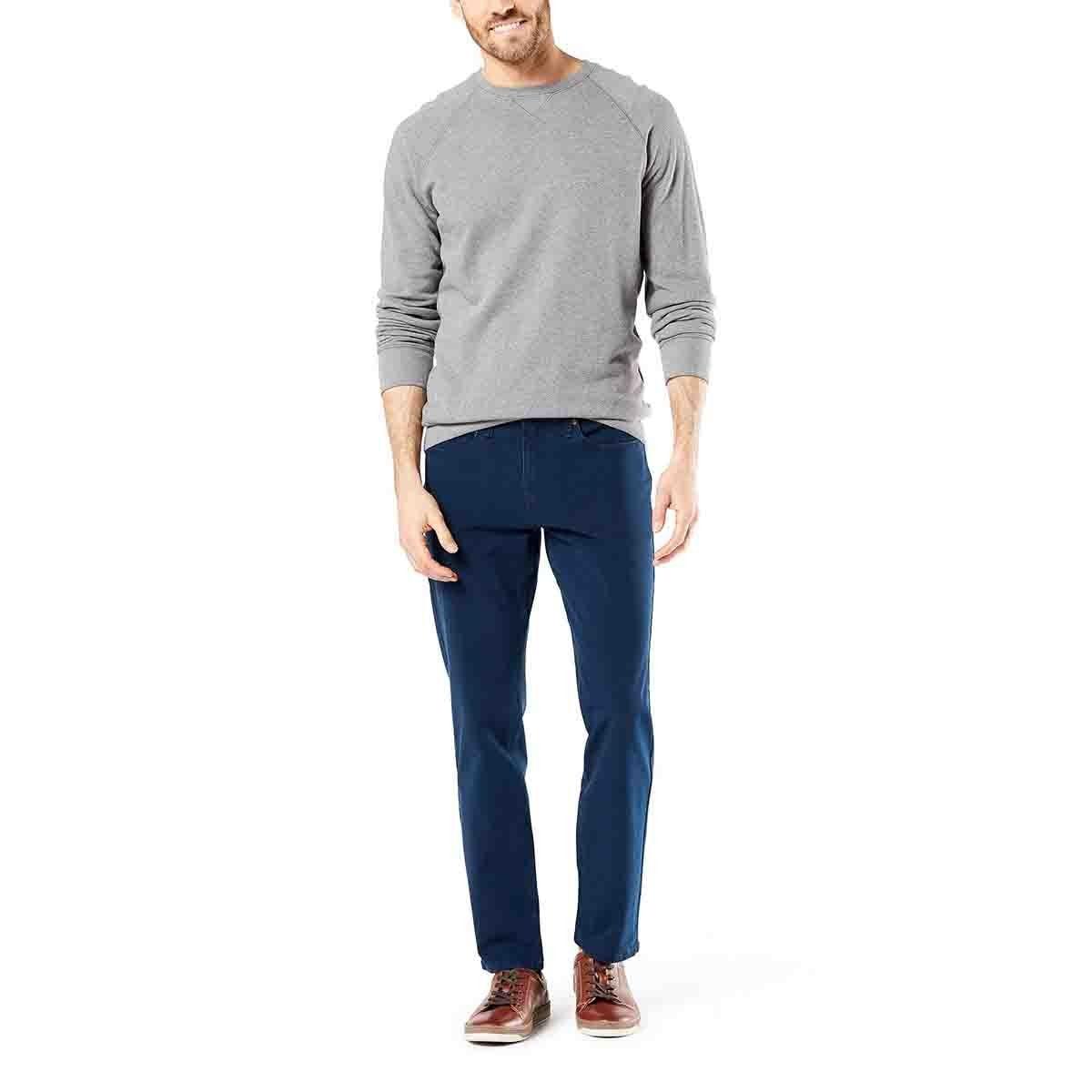 Pantalón 5 Pocket Slim Casual 360 Dockers para Caballero